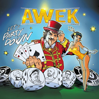 Awek - Let's Party Down (CD 2)
