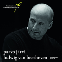 Jarvi, Paavo - Beethoven: Symphonies (9 LP Box-set) (LP 7: No. 7 in A major Op. 92) (feat.)