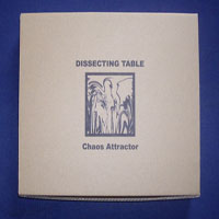 Dissecting Table - Chaos Attractor