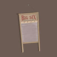 Six Dollar String Band - Big Six