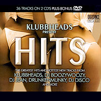 Klubbheads - HITS (CD 1)