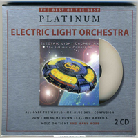 Виниловая пластинка electric light orchestra face the music (180 gram clear vinyl/limited)
