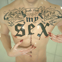 Candy, Brooke - My Sex (Single) (feat.)