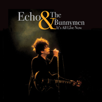 Echo & The Bunnymen - It's All Live Now