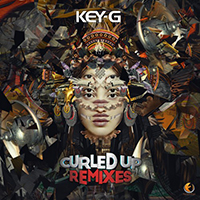 Key-G - Curled Up (Remixes)