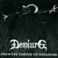 Demiurg (Pol) - From the Throne of Darkness