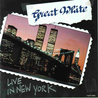 Great White (USA, CA) - Live In New York