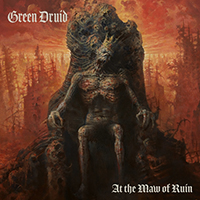 Green Druid - The Forest Dark (Single)