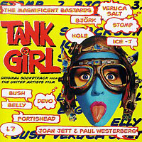 Soundtrack - Movies - Tank Girl