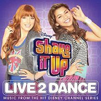 Soundtrack - Movies - Shake It Up: Live 2 Dance
