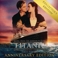 Soundtrack - Movies - Titanic (15th Anniversary Collector's Edition) (CD 1)