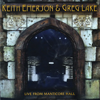 ELP - Live From Manticore Hall (Keith Emerson & Greg Lake)