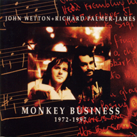 Wetton, John - Monkey Business (1972-1997) (Split)