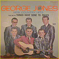 Jones, George - New Country Hits