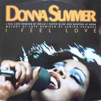 Donna Summer - I Feel Love & Melody Of Love