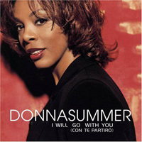 Donna Summer - I Will Go With You (Con Te Partiro) (Maxi-Single, CD 2)