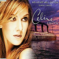Dion, Celine - My Heart Will Go On (Dance Mixes)