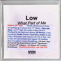 Low - What Part Of Me (Single)