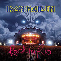 Iron Maiden (GBR, London) - Rock In Rio (CD 1)