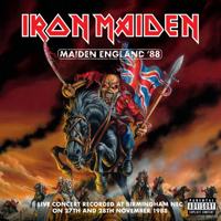 Iron Maiden (GBR, London) - Maiden England '88 (Birmingham NEC - 27-28 November 1988: CD 1)
