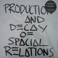 Z'EV - Production And Decay Of Spacial Relations... (Limited Edition) (CD 1)