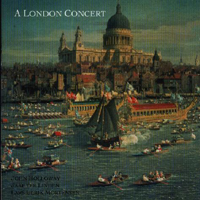 Various Artists [Classical] - A  London Concert - Baroque Music