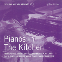 Various Artists [Classical] - Pianos In The Kitchen - Kitchen Archives No.5