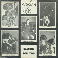 Persian Risk - Calling For You (Single)