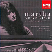 Argerich, Martha - Live from the Concertgebouw (CD 3)
