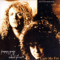 Jimmy Page - 1995.03.25 - Light My Fire - Live in Cicvic Arena (CD 1) (split)