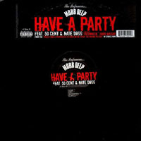 50 Cent - Have A Party (CDS)