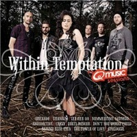Within Temptation - The Q-Music Sessions (cover album)