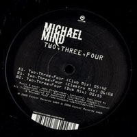 Michael Mind - Two Three Four  (Single)