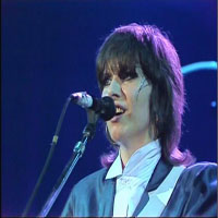 Pretenders (GBR) - Live at Palace Theatre, Albany, New York 2009.01.29.