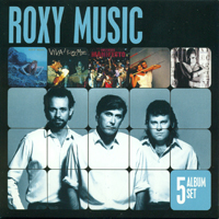 Roxy Music - 5 Album Set (CD 5 - Heart Still Beating)