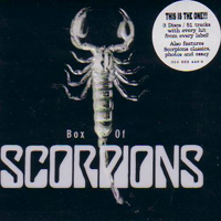 Scorpions (DEU) - Box Of Scorpions (CD 1)