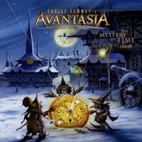 Avantasia - The Mystery Of Time (Deluxe Earbook Edition, CD 1)