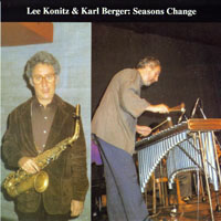 Konitz, Lee - Seasons Change (split)