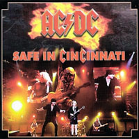 AC/DC - 2000.08.29 - Safe In Cincinnati - Live at Firstar Center, Cincinnati, OH, U.S.A. (CD 1)