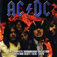 AC/DC - The Complete Soundboard Collection With Bon Scott 1976-1979 (CD 11)