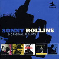Rollins, Sonny - Original Album Series (CD 1: Worktime, 1955)