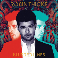 Thicke, Robin - Blurred Lines
