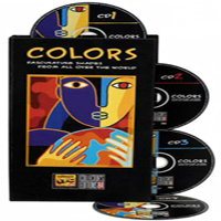 Compact Disc Club (CD-series) - Colors  (Disc 3)