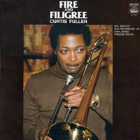 Fuller, Curtis - Fire And Filigree