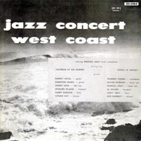 Gordon, Dexter - Jazz West Coast Live, 1947 - Hollywood Jazz, Vol. 1