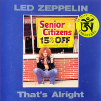 Led Zeppelin - 1977.06.26 - That's Alright (June 1977 Audience Compilation) - Inglewood, CA (CD 2)