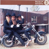 ZZ Top - Chrome, Smoke & BBQ (CD 3)