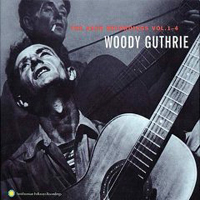 Woody Guthrie - The Asch Recordings Vol. 3: Hard Travelin