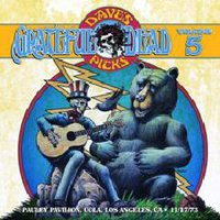Grateful Dead - Dave's Picks, vol. 5 - 1973.11.17, Pauley Pavilion, UCLA, Los Angeles, CA (CD 3)