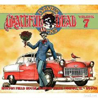 Grateful Dead - Dave's Picks, vol. 7 (Horton Field House, Illinois State, Normal, IL, USA - April 24, 1978 : CD 3)